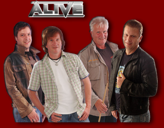 Alive Coverband 2010